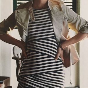 Anthropologie trench jacket